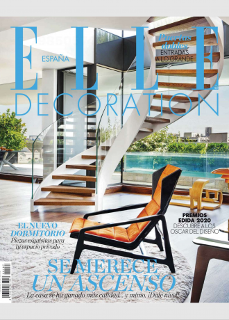 Vispring Press Elle Decoration Spain