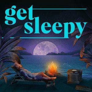 Get Sleepy Meditation Podcast Beach ASMR