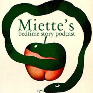 Miette's Bedtime Story Podcast Artwork Snake Apple