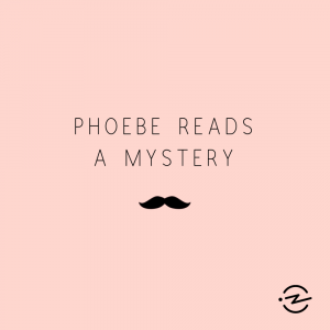 Phoebe Reads a Mystery Artwork Sleep Podcast Pink